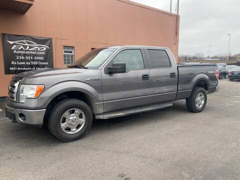 2010 Ford F-150 for sale at ENZO AUTO in Parma OH