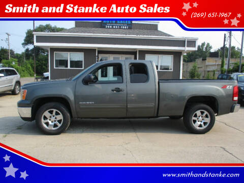 2011 GMC Sierra 1500 for sale at Smith and Stanke Auto Sales in Sturgis MI