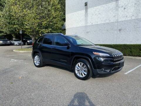 2015 Jeep Cherokee for sale at Select Auto in Smithtown NY