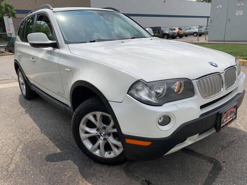 2010 BMW X3 for sale at JerseyMotorsInc.com in Teterboro NJ