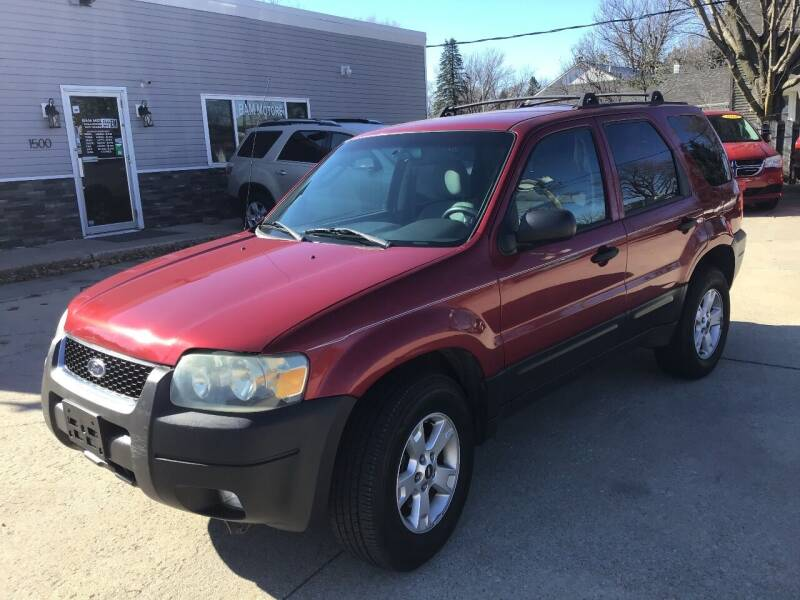 2005 Ford Escape for sale at Bam Motors in Dallas Center IA