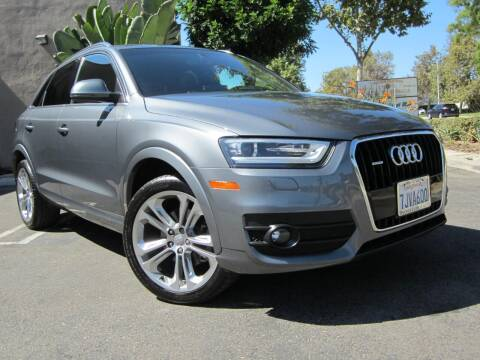 2015 Audi Q3 for sale at ORANGE COUNTY AUTO WHOLESALE in Irvine CA