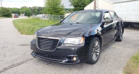 2013 Chrysler 300 for sale at ALL AUTOS in Greer SC