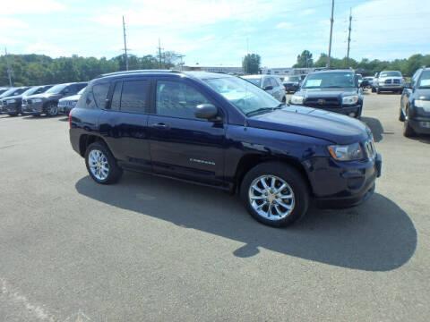 2014 Jeep Compass for sale at BLACKWELL MOTORS INC in Farmington MO