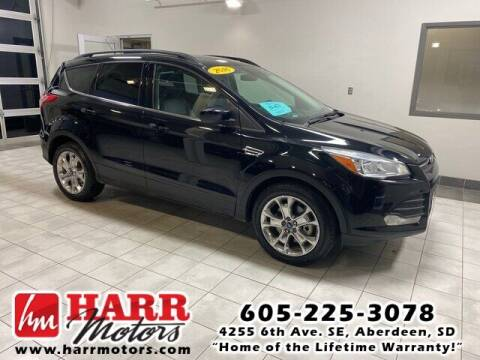 2016 Ford Escape for sale at Harr's Redfield Ford in Redfield SD