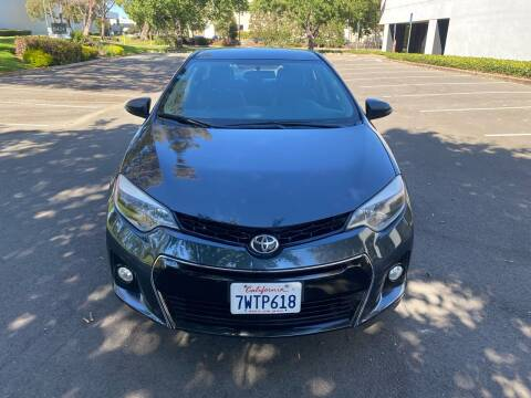 2015 Toyota Corolla for sale at Sanchez Auto Sales in Newark CA