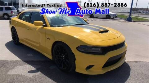 2017 Dodge Charger for sale at Show Me Auto Mall in Harrisonville MO