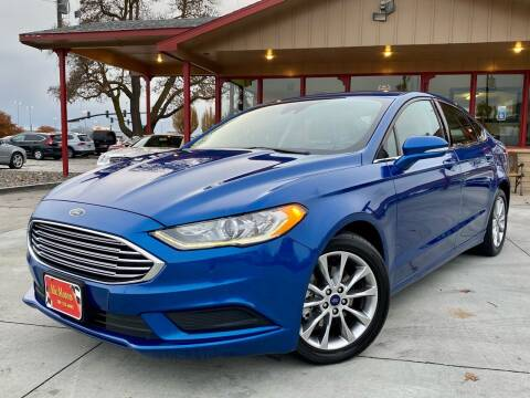 2017 Ford Fusion for sale at ALIC MOTORS in Boise ID