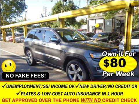2014 Jeep Grand Cherokee for sale at AUTOFYND in Elmont NY