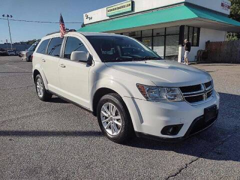 2015 Dodge Journey for sale at Action Auto Specialist in Norfolk VA