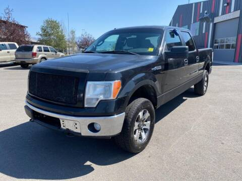2014 Ford F-150 for sale at Snyder Motors Inc in Bozeman MT