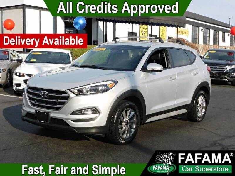 2017 Hyundai Tucson for sale at FAFAMA AUTO SALES Inc in Milford MA