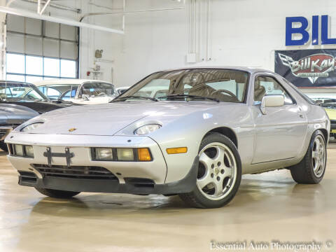 1986 Porsche 928 for sale at Bill Kay Corvette's and Classic's in Downers Grove IL