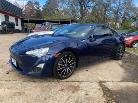 2014 Scion FR-S for sale at C & P Autos, Inc. in Ruston LA