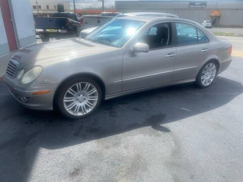 2007 Mercedes-Benz E-Class for sale at All American Autos in Kingsport TN