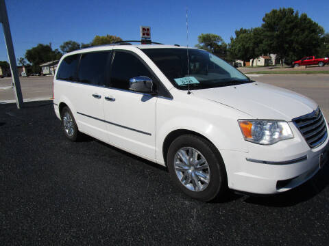 2010 Chrysler Town and Country for sale at Padgett Auto Sales in Aberdeen SD