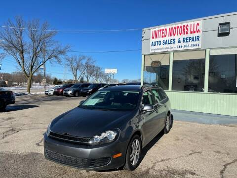 2012 Volkswagen Jetta for sale at United Motors LLC in Saint Francis WI