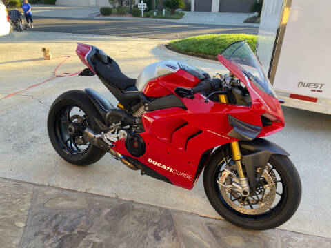 2019 Ducati V4R for sale at CAS in San Diego CA