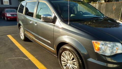2014 Chrysler Town and Country for sale at Graft Sales and Service Inc in Scottdale PA