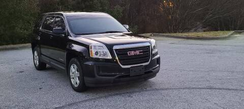 2016 GMC Terrain for sale at CU Carfinders in Norcross GA