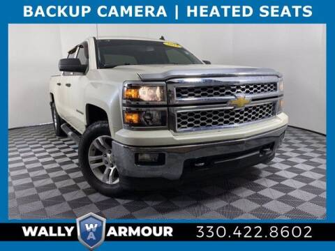 2014 Chevrolet Silverado 1500 for sale at Wally Armour Chrysler Dodge Jeep Ram in Alliance OH