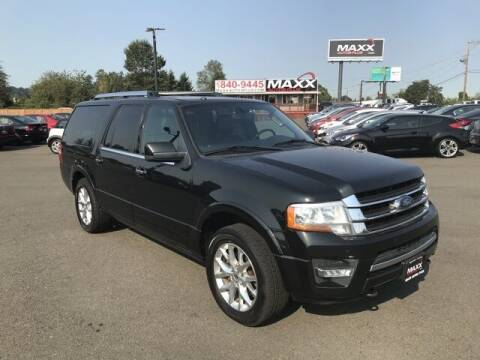2015 Ford Expedition EL for sale at Maxx Autos Plus in Puyallup WA