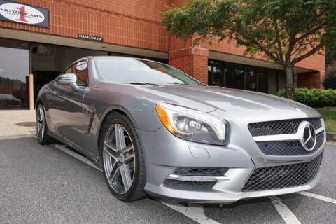 2015 Mercedes-Benz SL-Class for sale at Team One Motorcars, LLC in Marietta GA