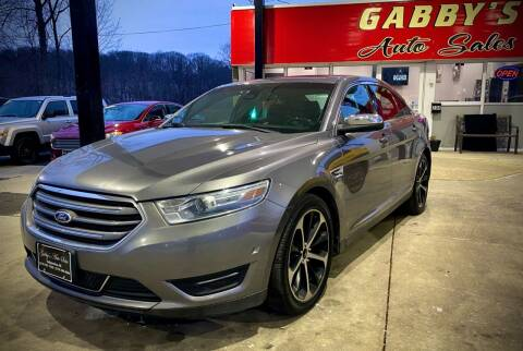 2014 Ford Taurus for sale at GABBY'S AUTO SALES in Valparaiso IN