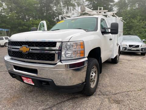 2014 Chevrolet Silverado 2500HD for sale at Brilliant Motors in Topsham ME