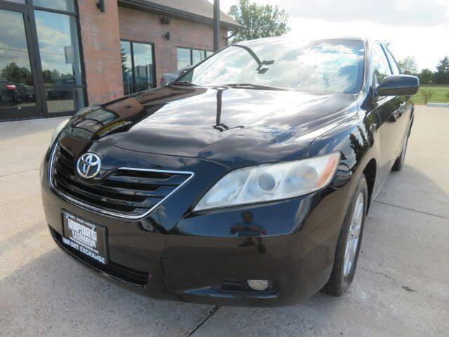 2007 Toyota Camry for sale at Import Exchange in Mokena IL