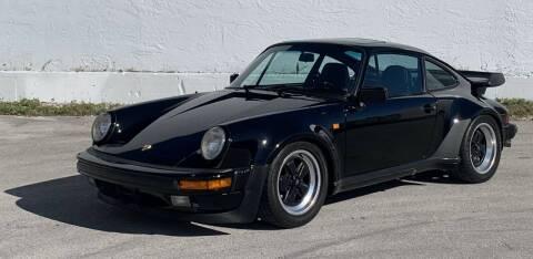1984 Porsche 911 for sale at ZWECK in Miami FL