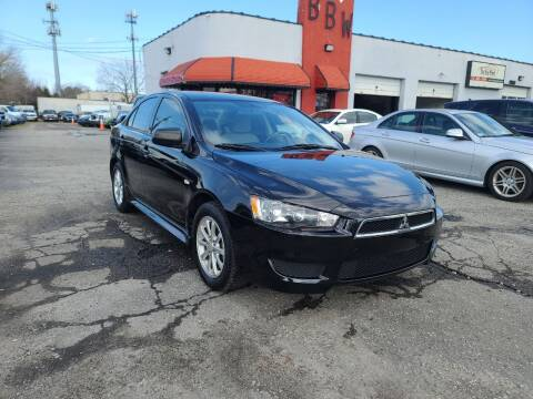 2014 Mitsubishi Lancer for sale at Best Buy Wheels in Virginia Beach VA