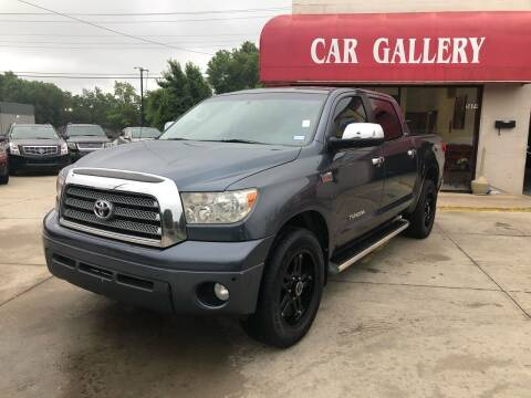 2008 Toyota Tundra for sale at Car Gallery in Oklahoma City OK