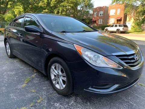 2012 Hyundai Sonata for sale at 540 AUTO SALES in Chicago IL