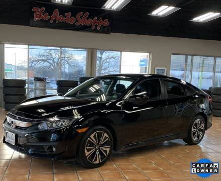 2018 Honda Civic for sale at The Auto Shoppe in Springfield MO