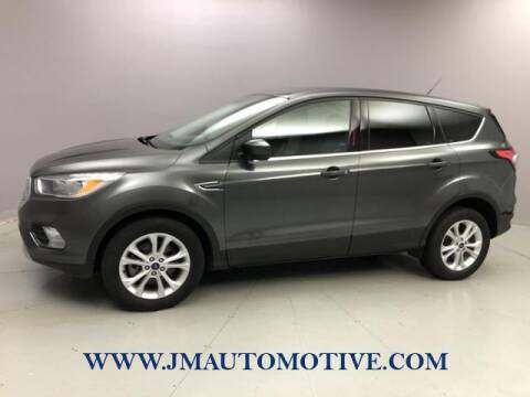 2017 Ford Escape for sale at J & M Automotive in Naugatuck CT