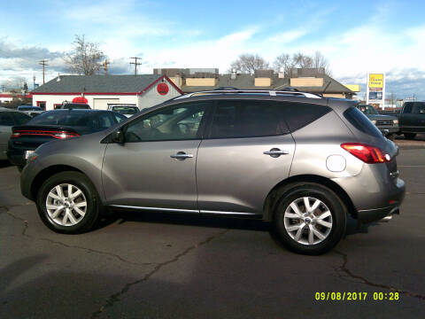 2009 Nissan Murano for sale at Power Edge Motorsports- Millers Economy Auto in Redmond OR