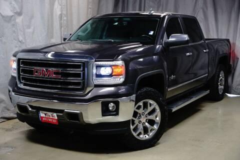 2015 GMC Sierra 1500 for sale at Fincher's Texas Best Auto & Truck Sales in Houston TX