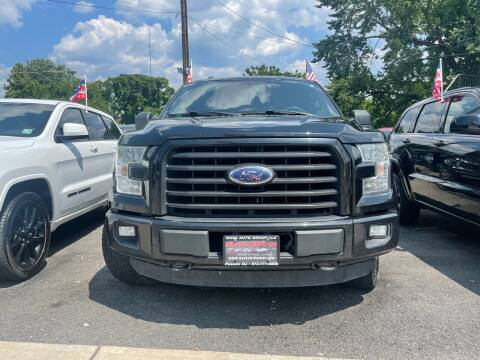 2016 Ford F-150 for sale at Nasa Auto Group LLC in Passaic NJ