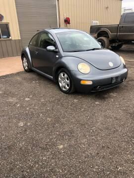 2003 Volkswagen New Beetle for sale at Motorsota in Becker MN