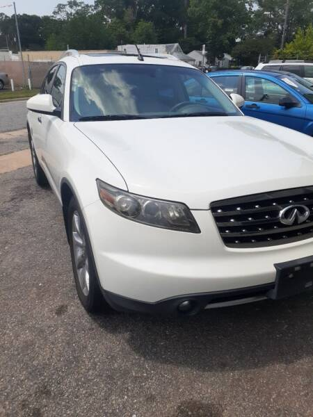 2006 Infiniti FX35 for sale at Charles Baker Jeep Honda in Norfolk VA