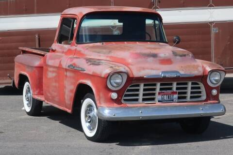 1955 Chevrolet 3100 for sale at Sun Valley Auto Sales in Hailey ID