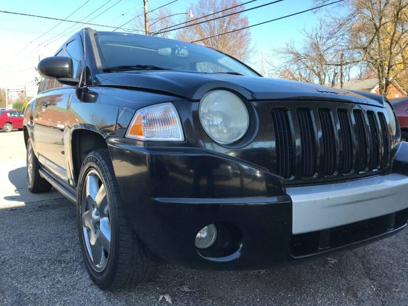 2007 Jeep Compass for sale at King Louis Auto Sales in Louisville KY