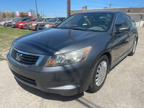2010 Honda Accord for sale at Texas Select Autos LLC in Mckinney TX