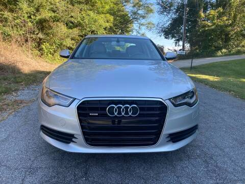 2013 Audi A6 for sale at Speed Auto Mall in Greensboro NC