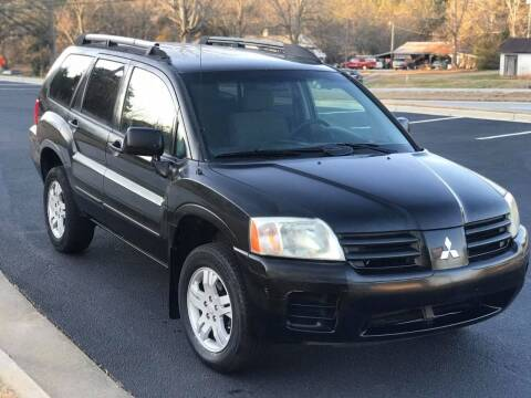 2004 Mitsubishi Endeavor for sale at Two Brothers Auto Sales in Loganville GA