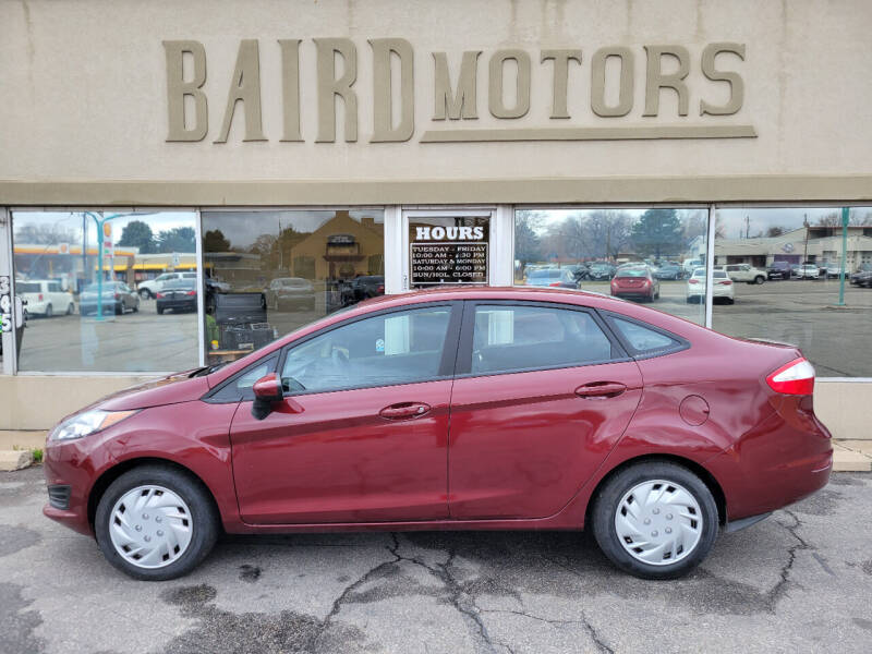 2019 Ford Fiesta for sale at BAIRD MOTORS in Clearfield UT