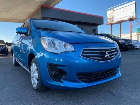 2019 Mitsubishi Mirage G4 for sale at JQ Motorsports East in Tucson AZ