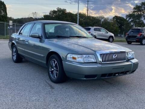 2006 Mercury Grand Marquis for sale at Betten Baker Preowned Center in Twin Lake MI