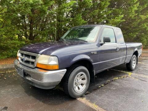 2000 Ford Ranger for sale at Lenoir Auto in Lenoir NC